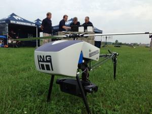 ING Robotic Responder UAV