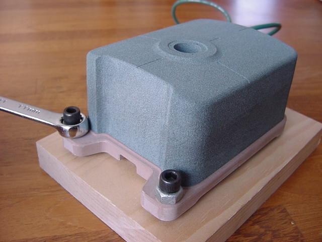 Mockup prototype